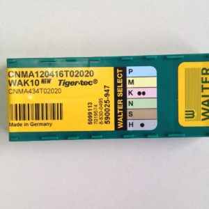 Inserto CNMA120416-T02020 WAK10-0
