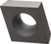 INSERTO METAL DURO 6,35 X 2,380 WN-673